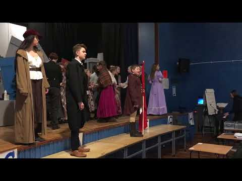 Les Misérables - One Day More performed by Southmoor Academy Students