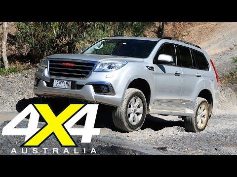 HAVAL H9 | Road test | 4X4 Australia
