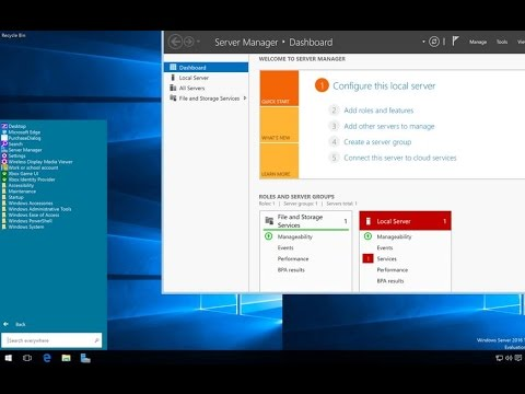Free Download Windows Server 2016 Full Activated - YouTube