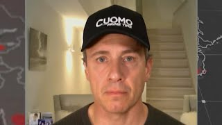 Chris Cuomo Says He's Lost 13 POUNDS in 3 Days From the Coronavirus