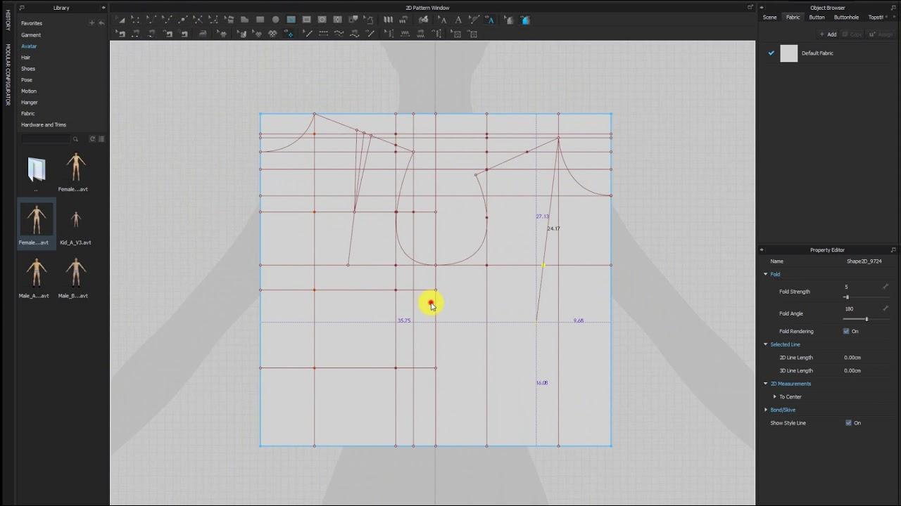 CLO | 3D Fashion Design Software