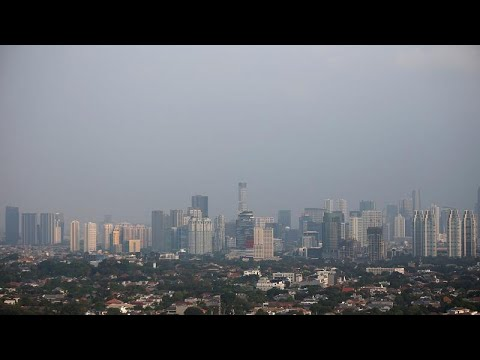 Watch: Indonesia sues its government for air pollution epidemic in Jakarta