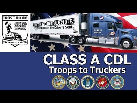 CDL Training | Marine Corps Base Quantico | Marines