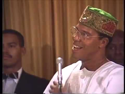 Louis Farrakhan: Seek Refuge in Allah