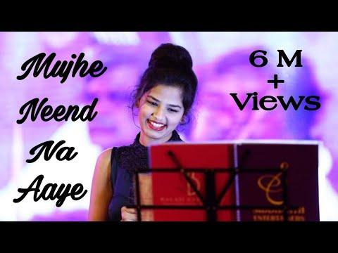 Mujhe Neend Na Aaye | Dil | Udit N , Anuradha Paudwal | Gul Saxena , Sourin Bhatt | Live performance