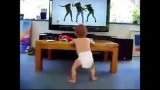 Funny Baby Dance Video hindi