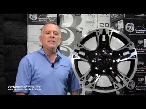 Ultra Type 235 Mavrick Black -- Performance Plus Wheel & Tire Review
