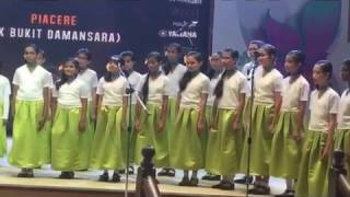 Moana ~ We know the Way & How far I'll go by Piacere SKBD  2017