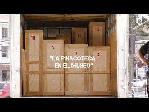 #CentenarioUdeC: La Pinacoteca en el Museo -2º Spot-
