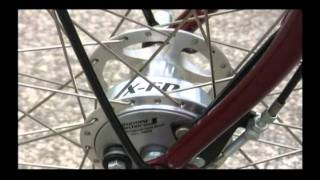 LIOW VIDEO -- MY NEW PASHLEY BICYCLE (PARAMOUNT)