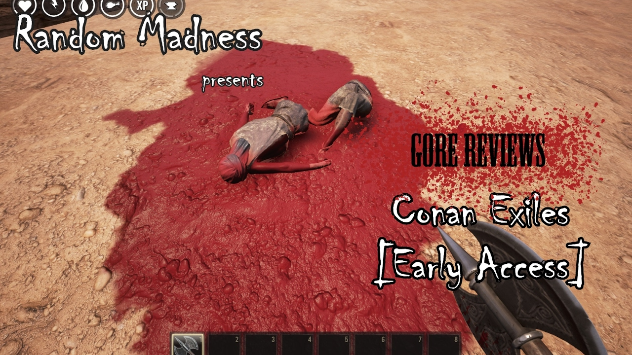CONAN EXILES Was Censored To Avoid An Adults Only Rating From The