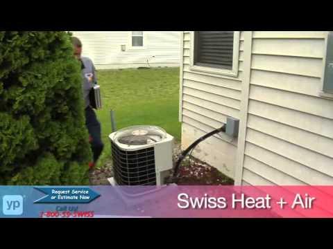 Swiss Heat & Air | Columbus, OH | HVAC Contractors