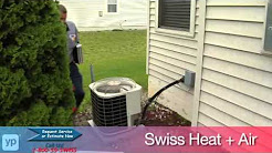 Swiss Heat & Air | Columbus, OH | HVAC Contractors