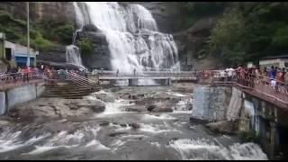 Kuttralam main falls குற்றாலம் அருவி