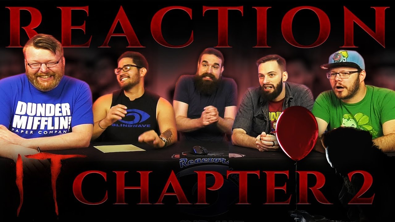 Download IT CHAPTER TWO - Official Teaser Trailer REACTION!!