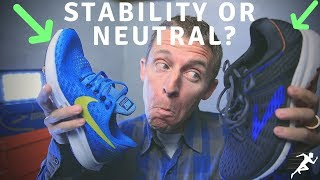 PLANTAR FASCIITIS HEEL PAIN 💥 | Neutral or Stability Running Shoes? | Brooks Ravenna 9 Testing