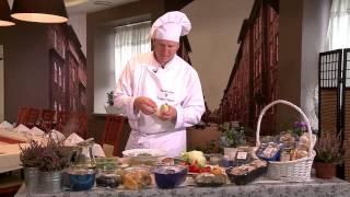 Gardenia przepis #2 na:  Portobello z grillowanymi warzywami