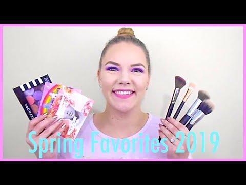 Spring Favorites 2019 thumbnail