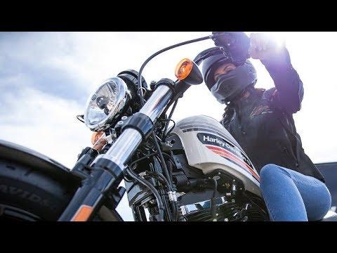 Shelley Wade - Harley-Davidson's Internship Will Pay You To Ride!