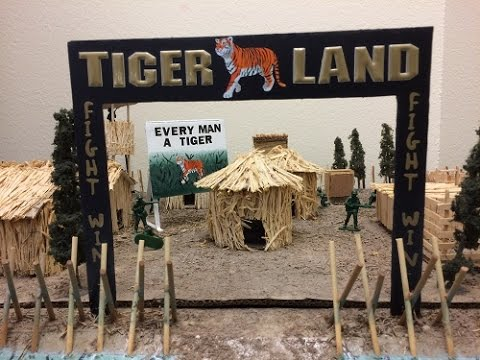TIGER LAND (Fort Polk, Louisiana.)