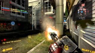 Nuclear Dawn Free Weekend - Part 3 - Metro 1