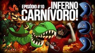INFERNO CARNÍVORO! - SMFH03 #10