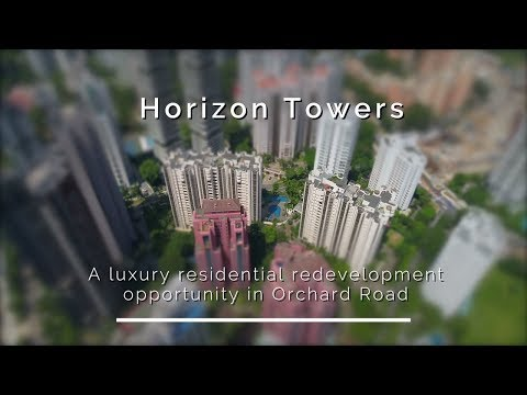 JLL Singapore | Horizon Towers – a Leonie Hill masterpiece