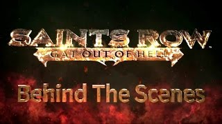 Saints Row: Gat Out Of Hell - Voice Cast (Behind The Scenes) [EN]