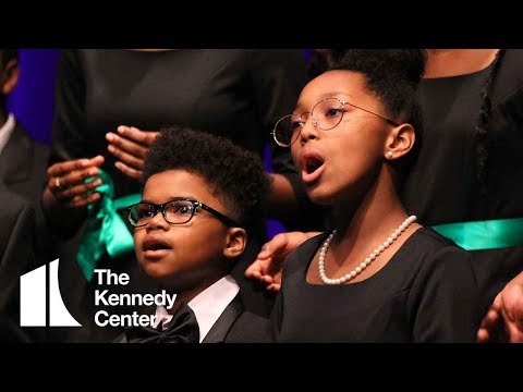 The Washington Performing Arts Children of the Gospel Choir - Millennium Stage (December 5, 2018)