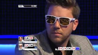 EPT 8 - Tournament of Champions, Episode 1