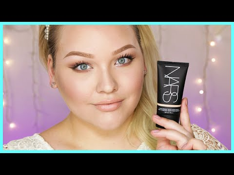 First Impression Review ⋆ NARS Pure Radiant Tinted Moisturizer