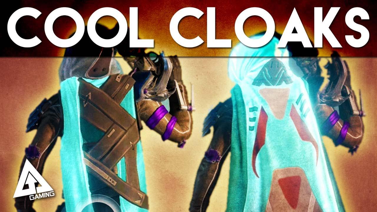 Destiny - Where To Buy The Best Hunter Cloaks