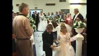 Свадьба, Павел и Алла Дмитриевы. 2003 год 20 сентября.mpg
