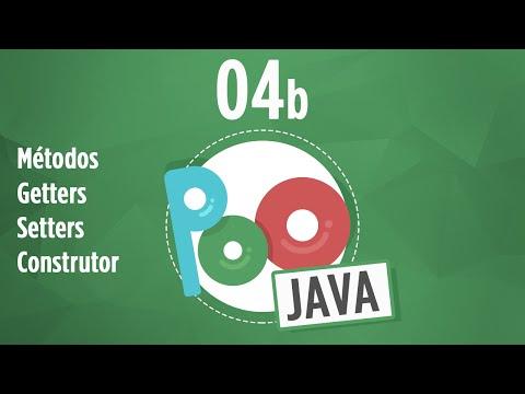 Curso POO Java #04b - Métodos Getter, Setter e Construtor