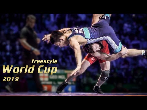 Freestyle World Cup 2019 Highlights | WRESTLING