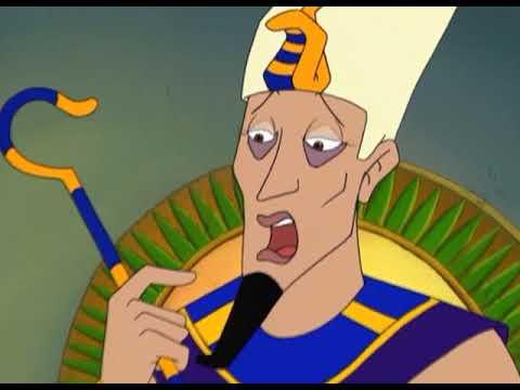 10 египетских казней мультфильм