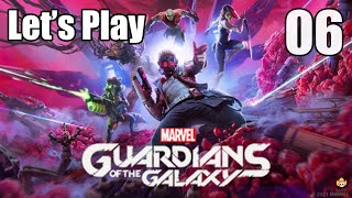 Guardians of the Galaxy - Let's Play Part 6: The Monster Queen