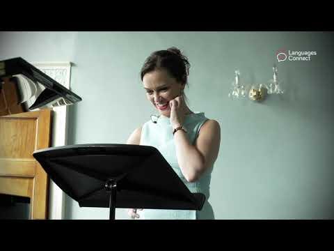 Sharon Carty - Opera Singer (German)