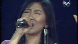 Sarah Geronimo singing Celine Dion Songs