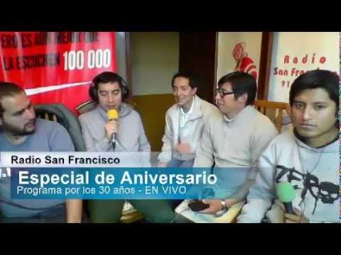 ANIVERSARIO RADIO SAN FRANCISCO CAJAMARCA