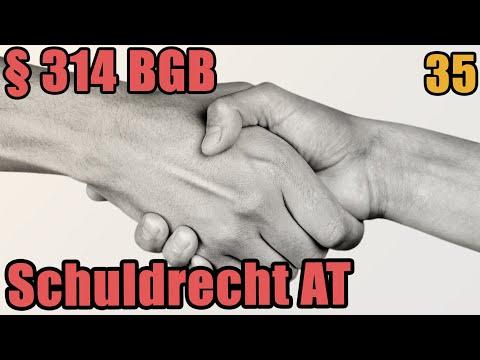 314 Bgb Kündigung Von Dauerschuldverhältnissen Schuldrecht I 35
