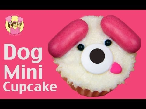 Easy Dog Cupcake Decorating Ideas
