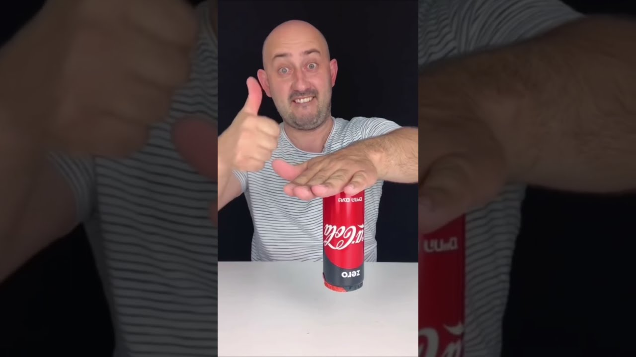 You NEED to try this Coca-Cola TRICK!