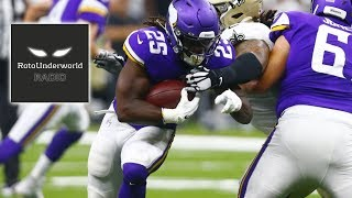 Alexander Mattison was the most overrated running back in the NFL Draft