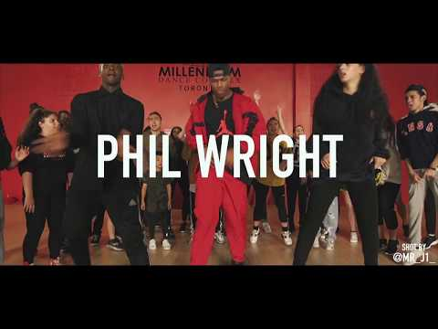 Nelly feat. Paul Wall - Grillz | Choreography with Phil Wright