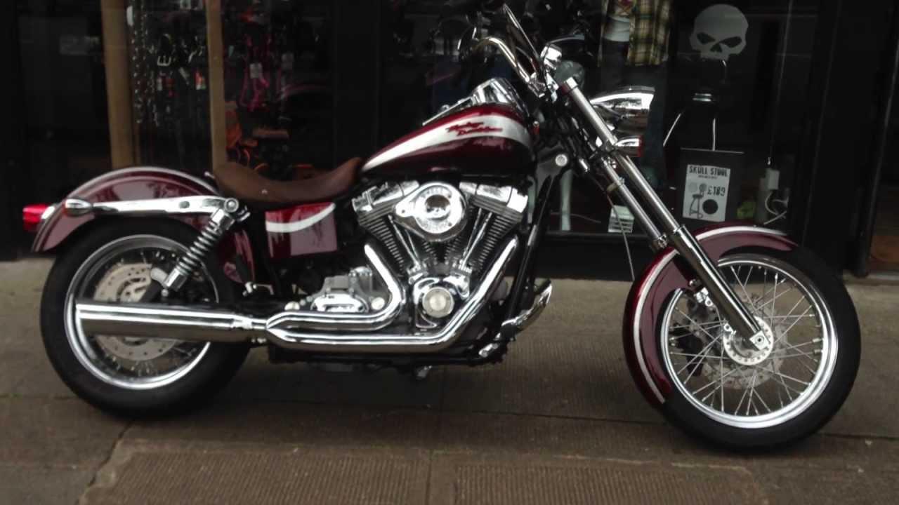 2007 Harley Davidson Dyna Super Glide Custom Fxdc West Coast