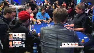 Покер. ЕПТ 10 Барселона. Турнир суперхайроллеров. Часть 2 (2013)