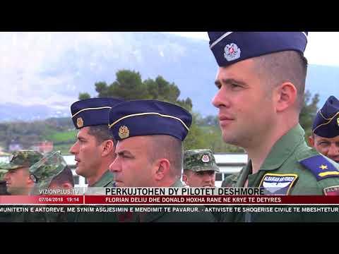 News Edition in Albanian Language - 7 Prill 2018 - 19:00 - News, Lajme - Vizion Plus