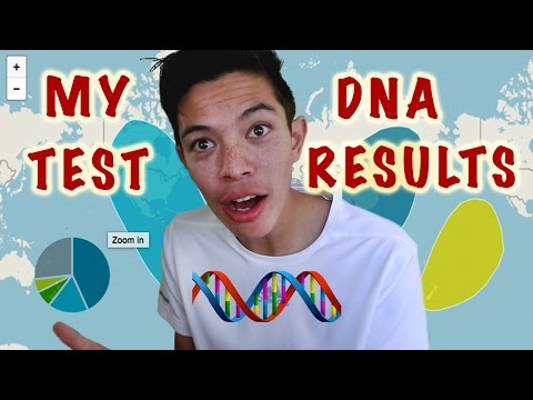 SHOCKING ANCESTRY DNA TEST RESULTS!