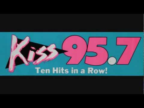 WKSS Kiss95.7 Hartford - Ellis B Feaster - May 1, 1989